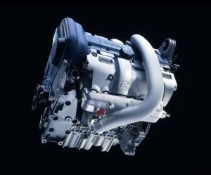 Motor S60R AWD och V70R AWD. Foto: Volvo.