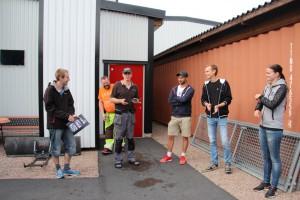Här tackar vi Stefan och Anders för det mycket trevliga besöket hos AutoVerdi.