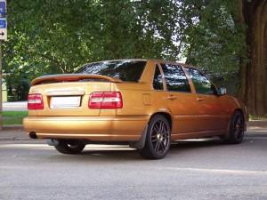 Bilen nyinköpt 2003
