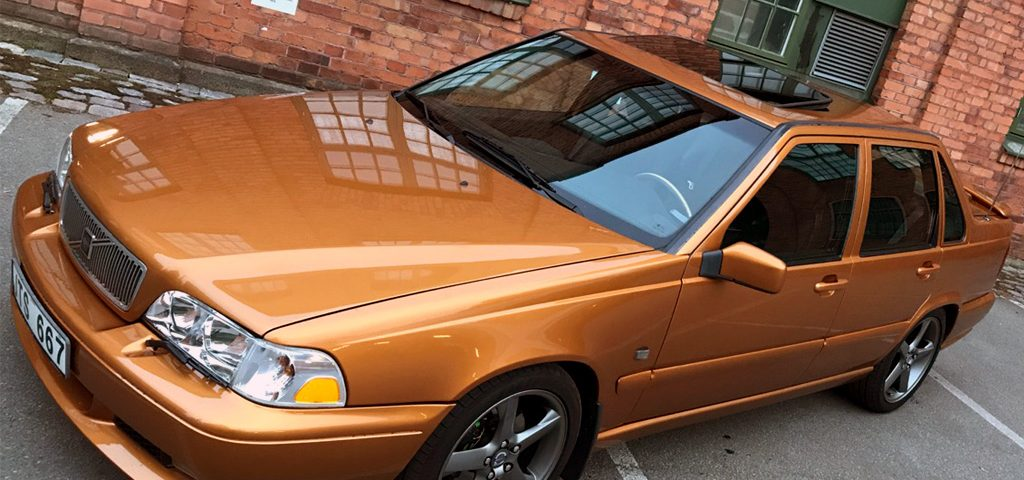 Volvo S70R Saffran