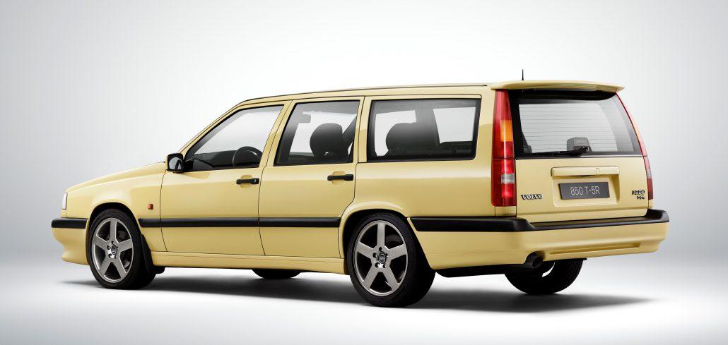Cream Yellow (T-gul) Volvo 850 T-5R