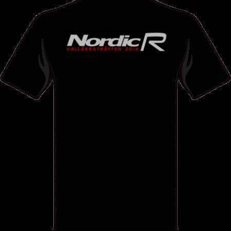 T-shirt Vallåkraträffen 2016