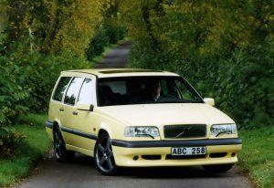 Volvo 855 T-5R (ABC258). Foto: Volvo?