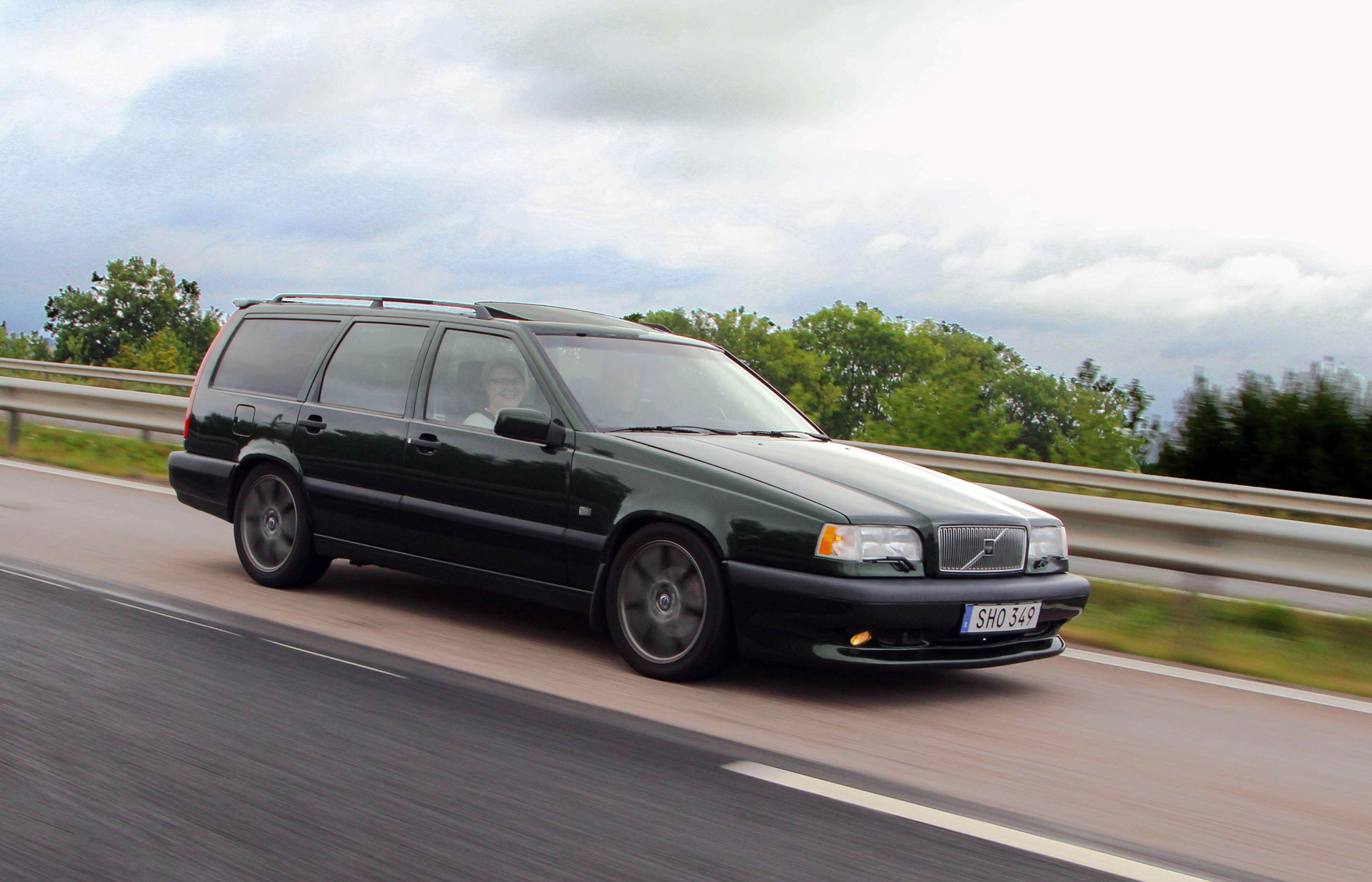 Volvo 855 T-5R 1996