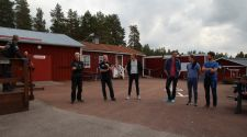 NordicR Dalecarlia Tour 2018 Foto: CG Sundquist